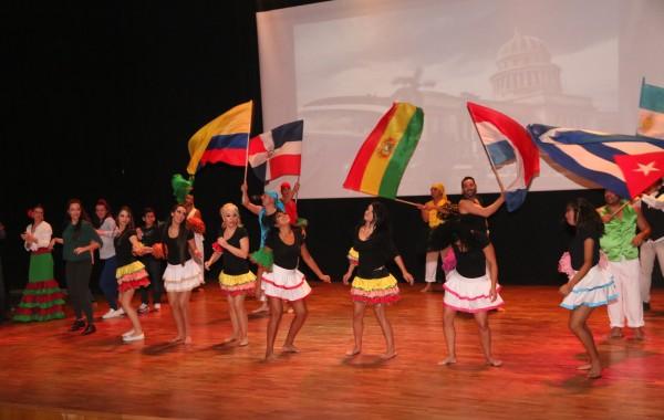 VII Jornadas cultura Cubana