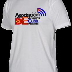 camiseta asociacion blanca copia
