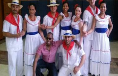 """Nuestros """"Los Guaracheros"""" estarán en el II Encuentro de bailes cubano """"Shango Baila 2016"""""""
