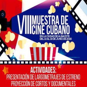 Muestra de cine cubano 2016