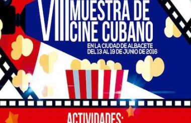 Del 13 al 19 de Junio está prevista la 8ª Muestra de Cine Cubano en al Ciudad de Albacete