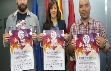 """Llega la V Feria de las Culturas """"Ciudad de Albacete 2016"""" cargada de actividades."""