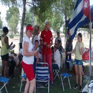 Encuentro de cubanos en albacete