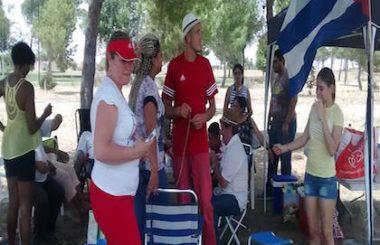 Se convoca al VII Encuentro de Cubanos y Amigos de Cuba de Albacete en Parque La Pulgosa.