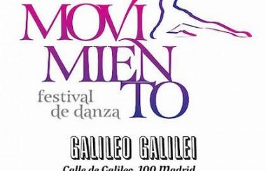 """El 1er Festival de Danza """"Movimiento"""" recibe el apoyo de nuestra Asociación."""