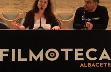 Especial, participativo y original fue el coloquio con la cineasta cubana Judith Ruiz Castillo.