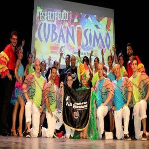 Show Cubanísimo