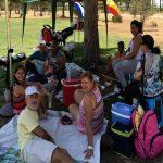 """VIII Encuentro de Cubanos y Amigos de Cuba en el Parque Periurbano """"La Pulgosa"""". Albacete."""