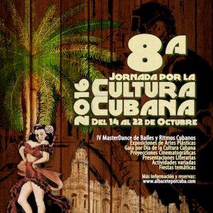 8 jornada cultural cubana