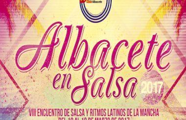 """Se presentará el 5 de Noviembre el proyecto del VIII Encuentro """"Albacete en Salsa 2017"""""""
