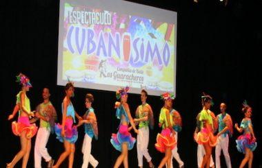"""Nuestros Guaracheros llevan el Show """"Cubanísimo"""" a varios municipios este Verano 2016."""