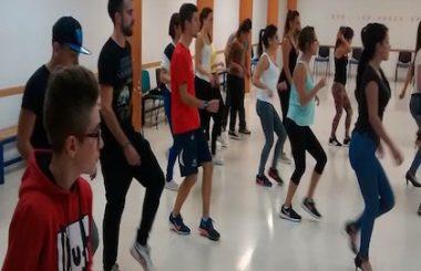 IV Convocatoria para Jóvenes aficionados al baile interesados en la Brigada Artística Joven.