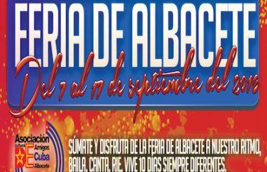 Un año más hacemos nuestro particular Programa para vivir la Feria de Albacete 2016.