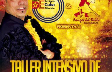 Especial intensivo de Rueda y Salsa Cubana con Orlando González en San Clemente.