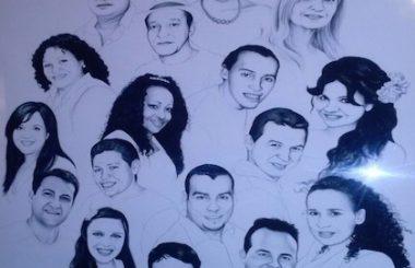 """Con la Exposición """"Vidas Cubanas"""" se abre la VIII Jornada Cultural Cubana en Albacete."""