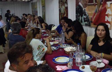 """Este 16 de Septiembre será la """"Cena en Feria"""" de nuestra Asociación Cultural"""