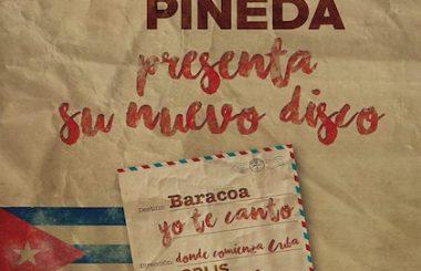El cantautor Orlis Pineda presentará su último disco en Albacete.