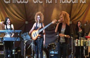 """Con la música de las """"Chicas de la Habana"""" se clausurará la VIII Jornada Cultural Cubana"""