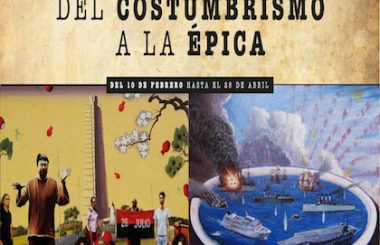 El destacado pintor cubano Alexis Esquivel inaugura exposición en Albacete.