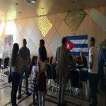 Consulado cubano en Madrid ofreció servicios de forma Itinerante en Albacete