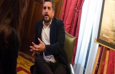 """El director de cine cubano Pavel Giroud, presentará en Albacete el filme """"El Acompañante"""""""