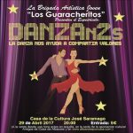 """Con el Espectáculo """"DANZAn2s"""" nuestra asociación festejará el Día Internacional de la Danza."""
