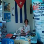 """En el Stand de """"Cuba"""" en la VI Feria de las Culturas Ciudad de Albacete 2017, les esperamos."""