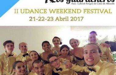 """""""Los Guaracheritos"""" bailarán en el II UDance Weekend Festival en Villarrobledo."""