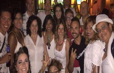 """Este viernes toca """"Fiesta de Blanco en Verano"""" con show de """"Los Guaracheros"""" y taller de Marcos Hdez."""