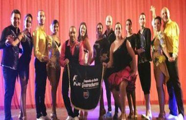 """Se presentó el Proyecto del nuevo espectáculo danzario """"Africania"""" de nuestra Cía. """"Los Guaracheros""""."""