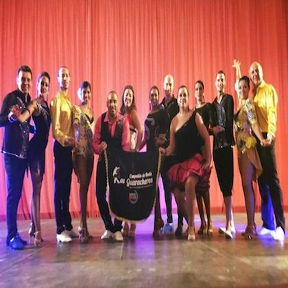 Se present el proyecto del nuevo espect culo danzario for Lo ultimo en noticias del espectaculo