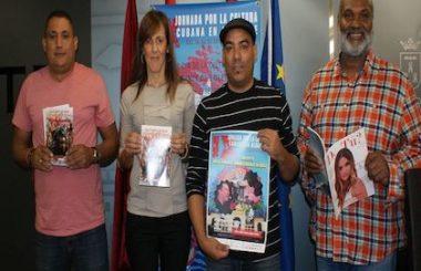 Comienzan las IX Jornada Culturales Cubanas en Albacete con varias presentaciones.