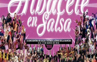 """Arranca la maquinaria para el próximo IX Encuentro de baile """"Albacete en Salsa 2018"""""""