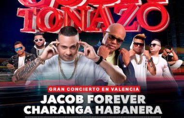 Nos vamos al Concierto de La Charanga Habanera y Jacob Forever a Valencia. Te escapas a Guarachear?