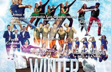 """Se presentará nuestra Cía. Los Guaracheros"""" en la """"Winter SBK Pary"""" en la Sala Tropicana (Alginet) Valencia."""
