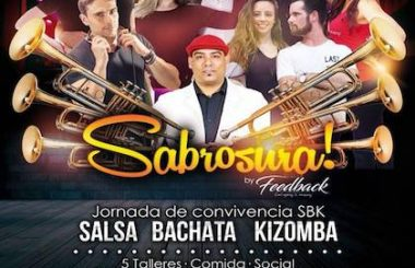 "El domingo 25 de Febrero, tendremos una Convivencia bailable con mucha ""SABROSURA"" en Jungle Beat Club, Albacete"
