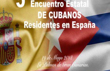 En marcha todos lo preparativos para el 5º Encuentro Nacional de Cubanos en La Palmas de Gran Canarias.