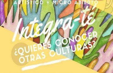 """Colabora nuestra asociación cultural, en un especial intercambio artístico y gastronómico """"Integra-te"""""""