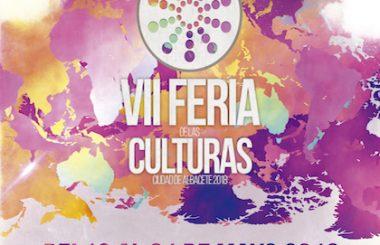 La VII de la Feria de las Culturas, pasará a ser una actividad del Consejo Municipal de Inmigración.