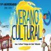 """Programa de actividades socioculturales para el Verano 2018, de nuestra Asoc. Cultural """"Amigos de Cuba"""""""