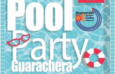 """Con una gran """"Pool Party Guarachera"""" continuan los festejos por los 10 años de este colectivo."""