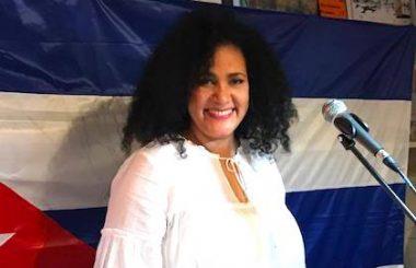 La cantante cubana Diamela del Pozo, actuará en la Gala por el Día de la Cultura Cubana en Albacete.