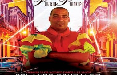 """Este viernes 10 de Agosto se baila """"Salsa Cubana"""" con Orlando González en el Pub Puerto Príncipe."""