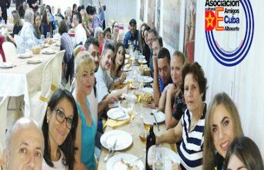 """La Cena de Feria, de nuestra Asoc. Cultural """"Amigos de Cuba"""" será el 14 de Septiembre desde las 21:00h"""
