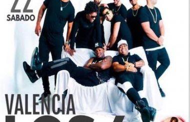 """Actuará nuestra Cía. """"Los Guaracheros""""  junto a otros artistas, en concierto de """"Los 4"""" en Valencia."""