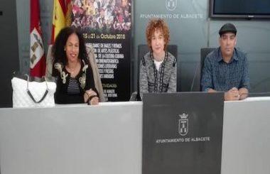 Presentadas las 10ª Jornadas Culturales Cubana que organiza nuestra Asociación Cultural en Albacete.