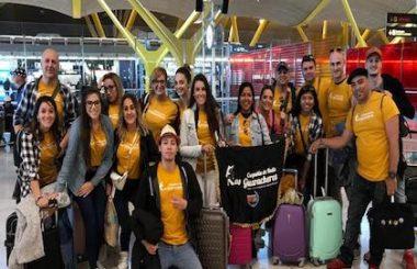 """Con un viaje de convivencia a Cuba, festejan """"Los Guaracheros"""" el 10º Aniversario de esta Asociación."""