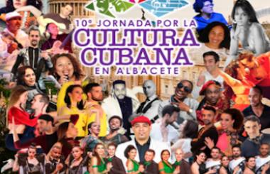 Programa general de la 10ª Jornada por la Cultura Cubana en Albacete 2018. Te esperamos!
