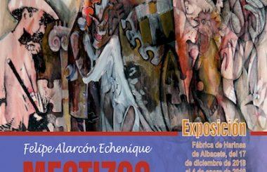 """La Expo """"Mestizos"""" del artista cubano Felipe Alarcón Echenique, desde el 17 de diciembre se podrá ver en Albacete."""