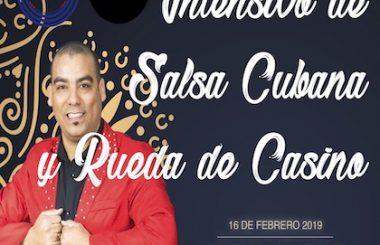 Promueve nuestra Asociación una Jornada de Salsa cubana y Rueda de Casino en San Clemente, Cuenca.